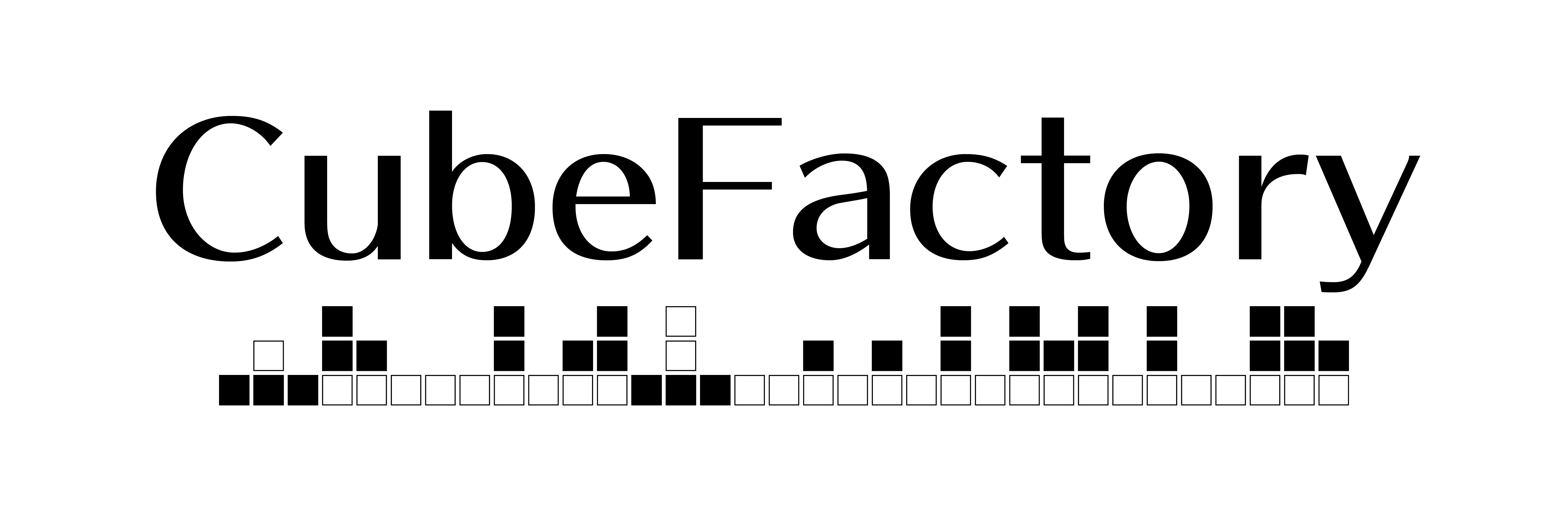 CubeFactory